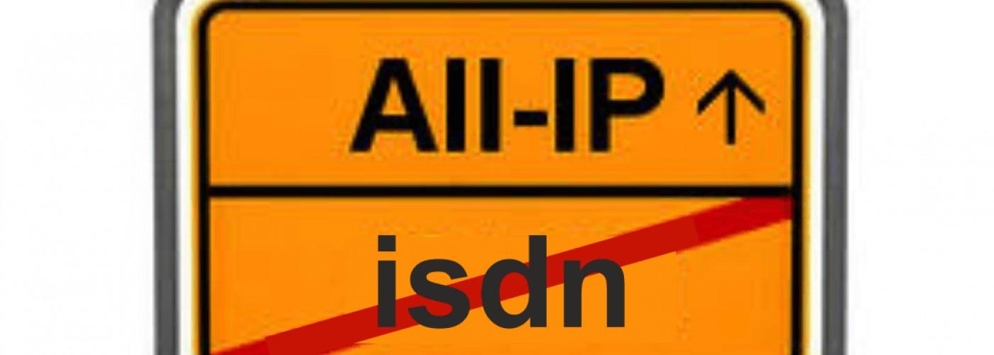 IP Umstellung