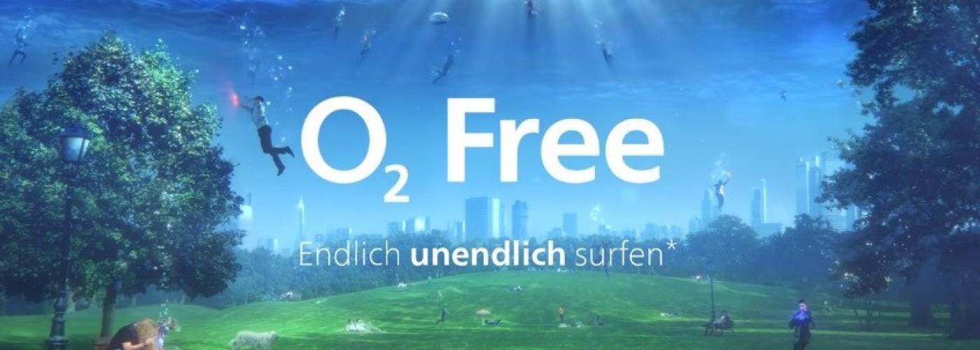 o2 Free: Mehr Datenvolumen nur durch Aktion