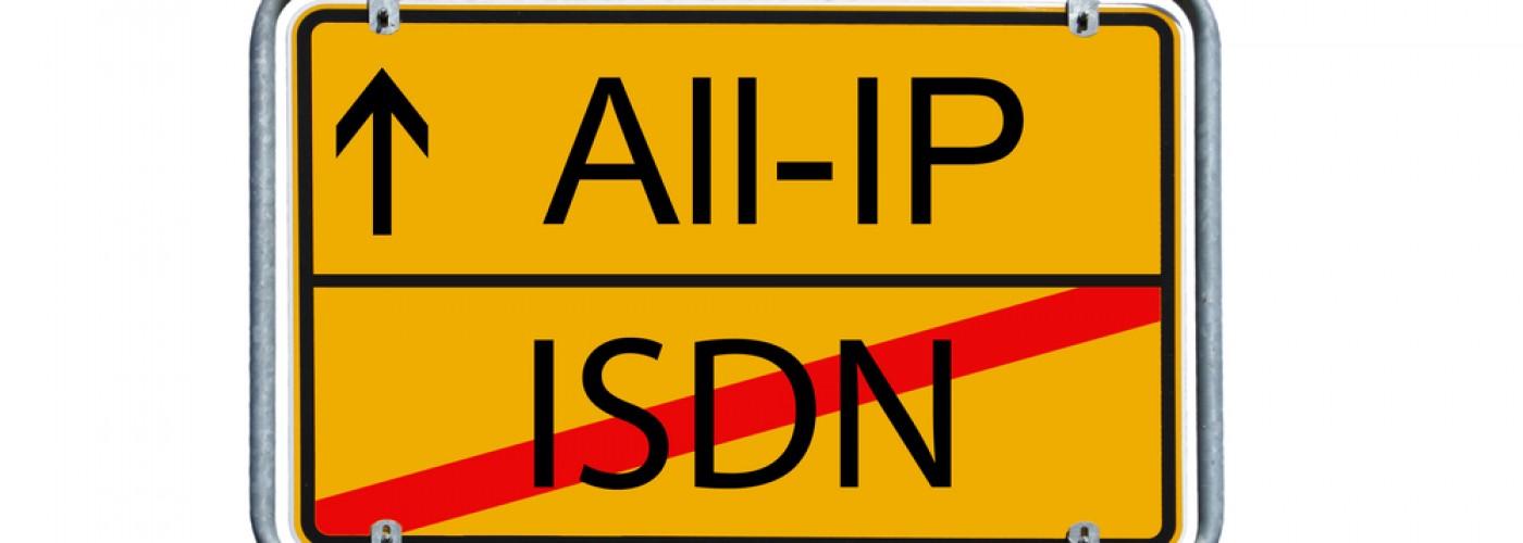 ISDN-Abschaltung. Wir haben die Lösung
